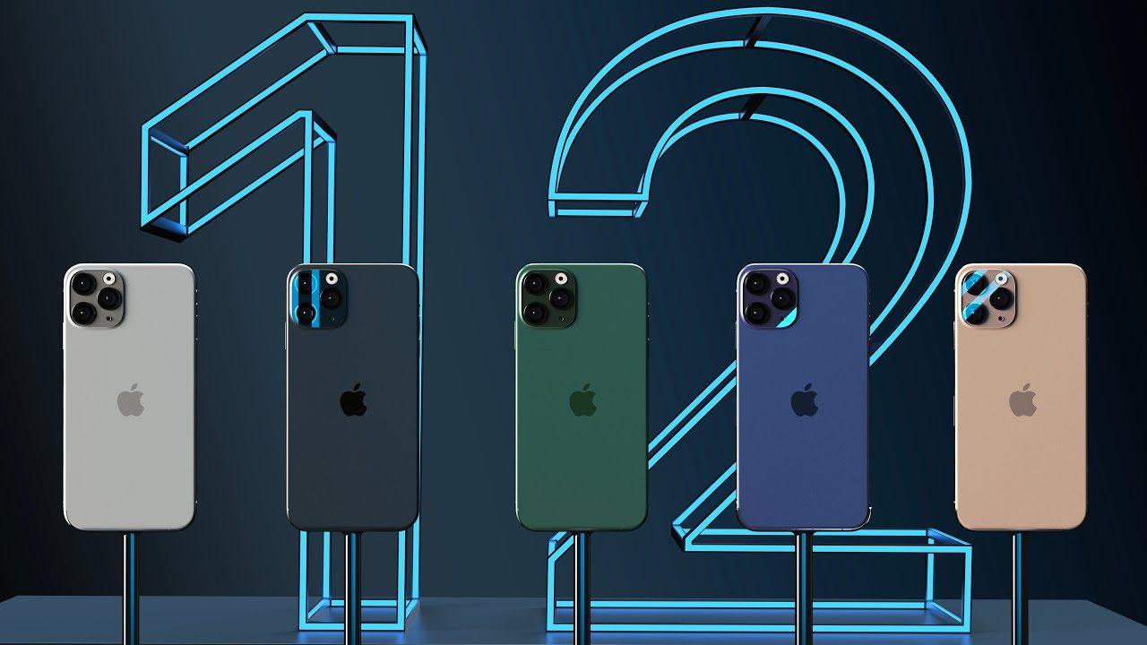 iPhone 12 Lansare