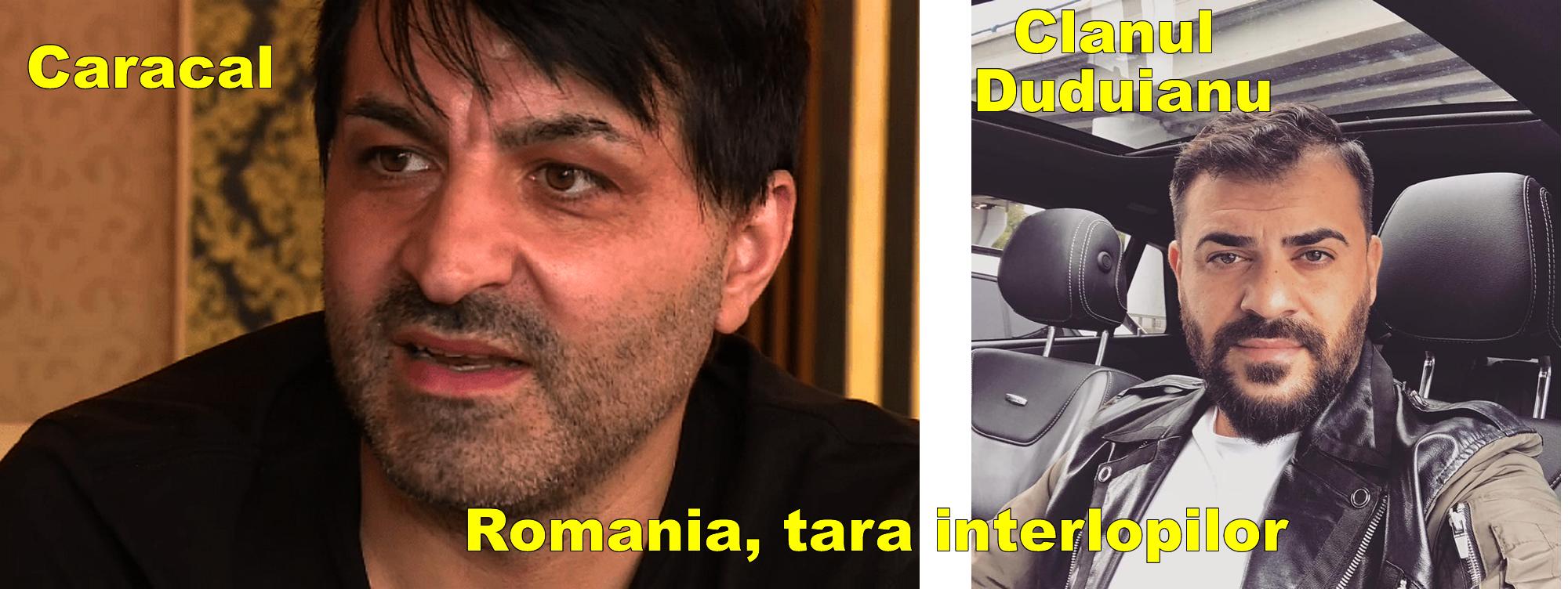 Romania, tara interlopilor