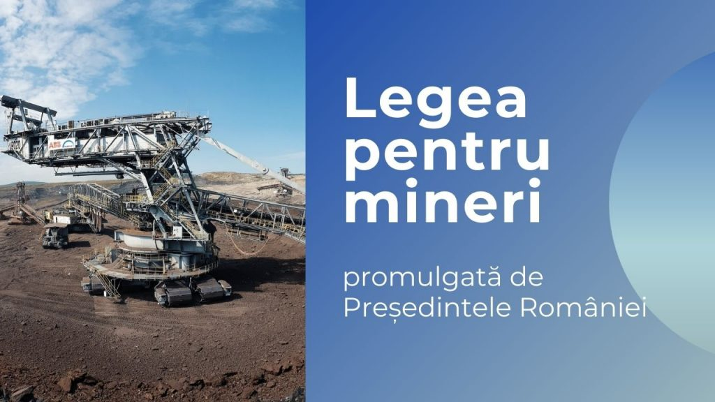 Lege, pensionare mineri